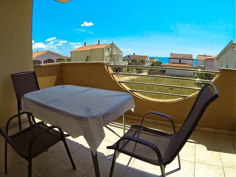 tengeri panorámás horvátországi apartmanok vir szigeten magyar tulajdonos